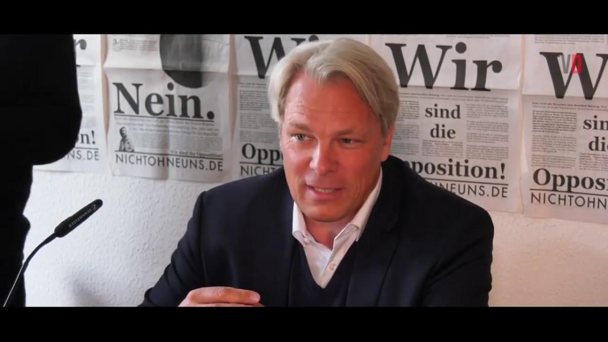 Dr. Heiko Schöning – pandemia koronawirusa to oszustwo